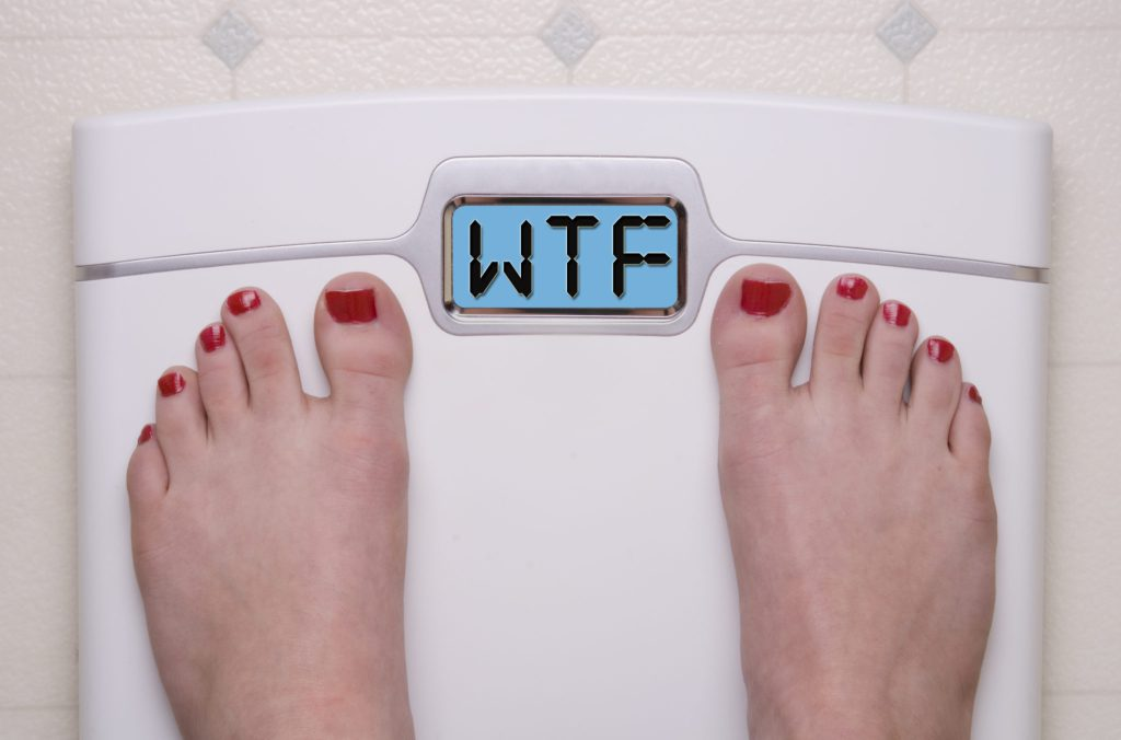 4 Reasons To Avoid The Scale