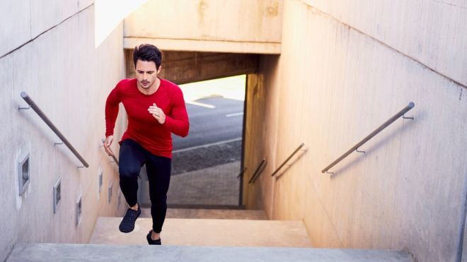 Short bursts of intense exercise 'better for weight loss'