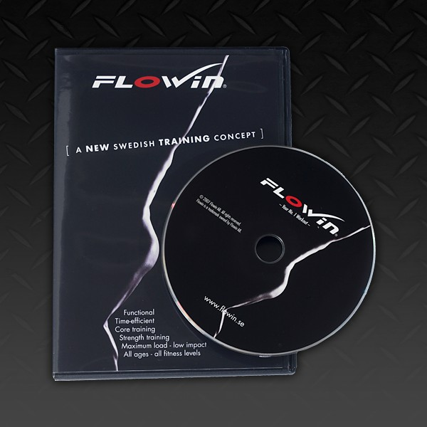 FLOWIN® DVD Friction Training™ 1