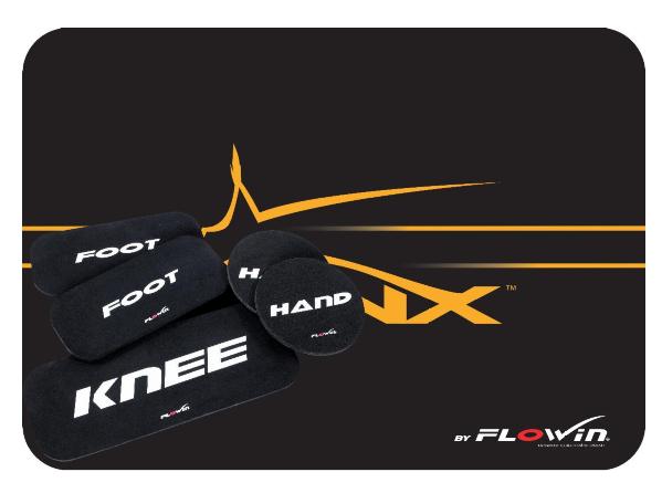 FLOWIN® Lynx Pro Black&Yellow