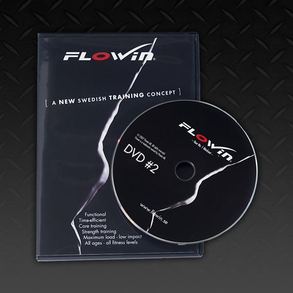 FLOWIN® DVD Friction Training™ 2