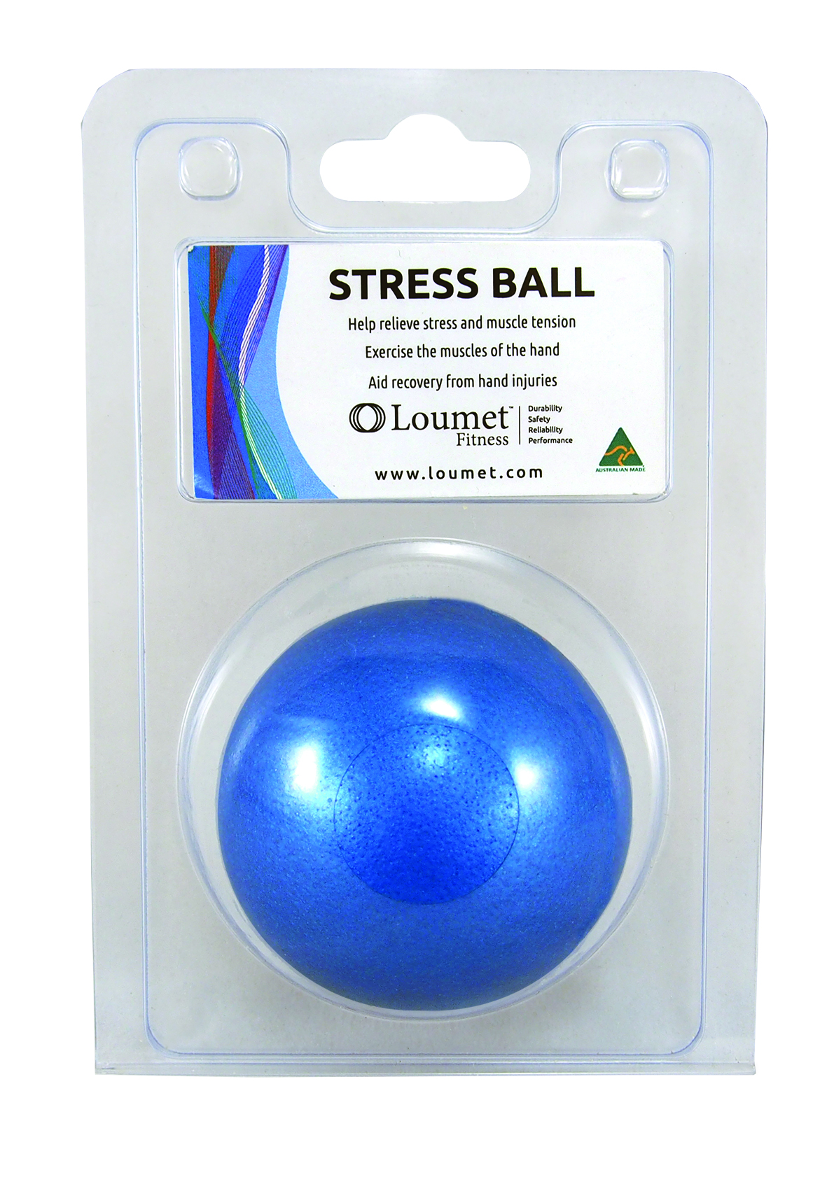 Loumet™ Stress Ball